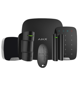 Installer une alarme ou vidéosurveillance la marque AJAX