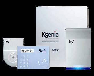 Installer une alarme ou vidéosurveillance la marque KSENIA