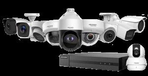 Installer une alarme ou vidéosurveillance la marque HIKVISION